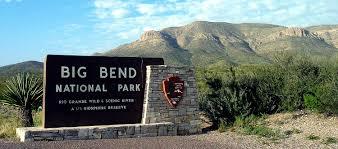 Us National Parks Map Big Bend Park Maps Big Bend National Park Tours Big Bend Tx