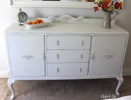 lilyfield life oh so pretty white sideboard