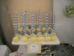 yellow and gray baby shower decorations interior design creative elephant themed baby shower decorations