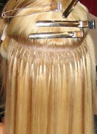i tip hair extensions u tip fusion hair extensions ebay