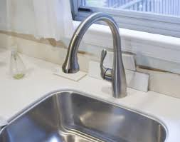 sensate touchless kitchen faucet kitchen silver lowes kitchen faucets with single handle plus