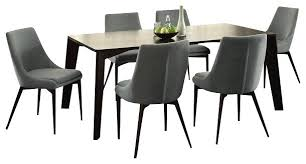 Grey Fabric Dining Room Chairs Modern Gray Dining Chairs Catchy Ultra Modern Dining Room Chairs