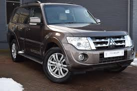 mitsubishi suv 2013 used 2013 mitsubishi shogun di d sg3 for sale in oxfordshire