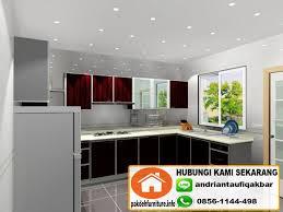 Jual Sho Metal Di Bogor jual custom kitchen set minimalis murah di bogor jual kitchen set