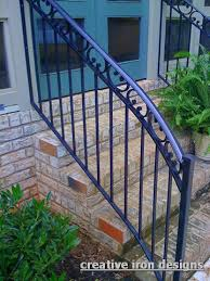 Handrailing Creative Iron Designs