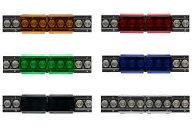 Led Light Bar 50 by Carbine 50