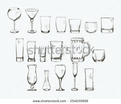Types Of Wine Glasses And Their Uses About Glass Wine Glass Vector