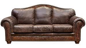 Midcentury Leather Sofa Living Room Midcentury Leather Sofa Vintage Bone Chaparral Front