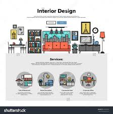 interior design stock vectors vector clip art shutterstock