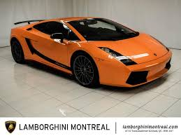 used lamborghini prices used 2008 lamborghini gallardo supeleggera 1 172 for sale in