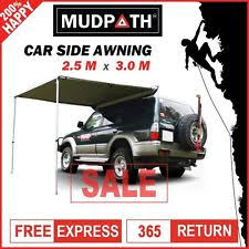 4x4 Side Awnings For Sale Car Tent Ebay