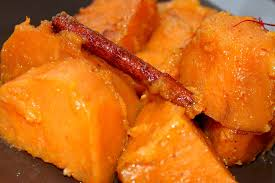 patate douce cuisine patates douces aux épices les joyaux de sherazade