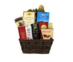 ghirardelli gift basket chocolate heaven gift basket
