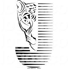 jaguar clipart royalty free jaguar and j logo by vector tradition sm 3950