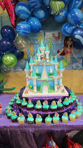 ariel birthday cake images u2014 marifarthing blog ariel birthday