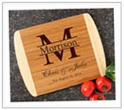 personalized serving trays personalized cutting board engraved slate cheese board
