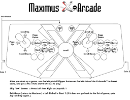 x arcade machine setup guide manual and support xgaming