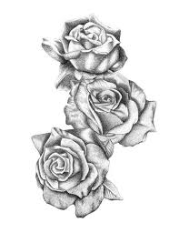 the 25 best traditional rose tattoos ideas on pinterest