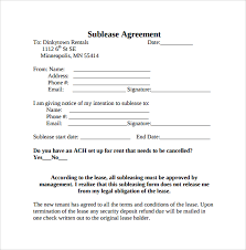 rental lease agreement forms pdf format land lease agreement free