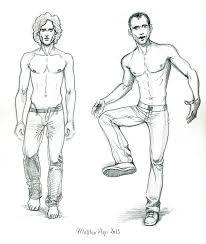 men in jeans by masterklep on deviantart