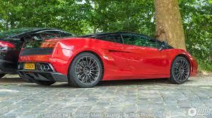 Lamborghini Gallardo Red - lamborghini gallardo lp560 4 bicolore 22 june 2017 autogespot