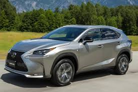 2015 lexus nx first drive review autotrader