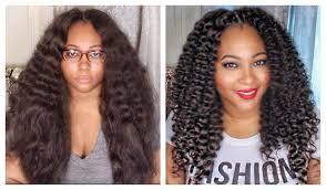 curly crochet braids w kanekalon hair braid pattern