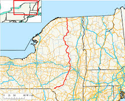 Map Of 30a Florida by New York State Route 30 Wikipedia