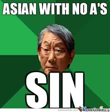 Asian Memes - asian y u no dumb by mrlolol meme center