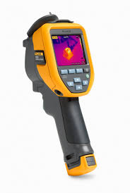 amazon com fluke flk tis10 9hz thermal infrared camera fixed