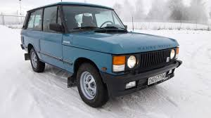 classic land rover for sale 1972 range rover classic v8 rrc 2 door mts youtube