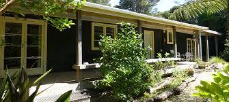 aroha island eco park and holiday accommodation