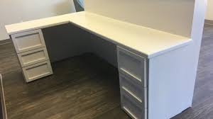 Build A Reception Desk Plans by Making A Reception Desk Youtube