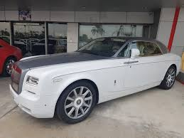 rolls royce black ruby rolls royce phantom coupe shoneez motors