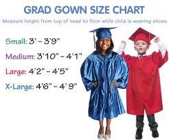 kindergarten cap and gown kindergarten graduation award set shiny s