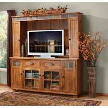 Sunny Designs Vineyard Extension Table by Sunny Designs 3322ro Mh 3322ro Tc Sedona Tv Console With Hutch In