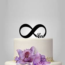 infinity cake topper 80 th and fabulous cake topper 80th from walldecal76 on etsy