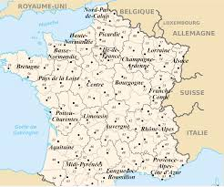 Alsace Lorraine Map Map Of France Map Of France Detailed Maps Pinterest