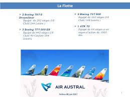 boeing 777 300er sieges conférence itm 2017 l essentiel de la compagnie air austral