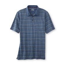 outdoor life outdoor life men u0027s polo shirt striped