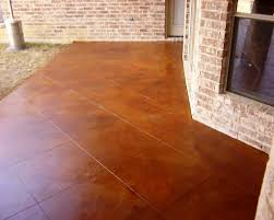 Can You Tile Over Concrete Patio by Installing Deck Over Concrete Patio Outdoor Furniture Style