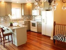 Cheap Flooring Options For Kitchen - cheap kitchen cabinets pictures options tips u0026 ideas hgtv