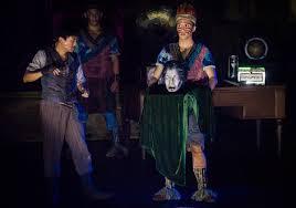 Halloween Entertainment - haunted halloween at hong kong disneyland hong kong disneyland