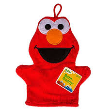 Elmo Bathroom Accessories Bulk Sesame Street Bath Buddy Bath Mitts At Dollartree Com