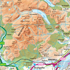 How To Read A Topographic Map Advanced Guide To Reading Contours And Relief Os Getoutside