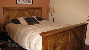 Wooden Bed Queen Size Wooden Bed Frame Youtube