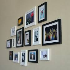 Gallery Wall Frames by Wall Ideas 26 Same Size Gallery Wall Ideas Cover Picture Frame