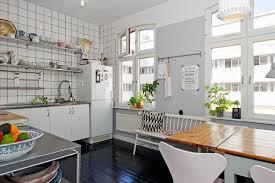 kche zu dunklem boden skandinavisches design tolle skandinavische küche kreieren