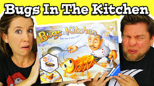 Gifts For The Kitchen Bugs In The Kitchen Game Youtube
