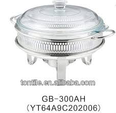 glass food warmer tray for buffet buy food tray glass tray glass
